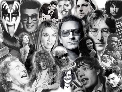 """MUNDO ROCK…  """" El rock y su evolución """""""